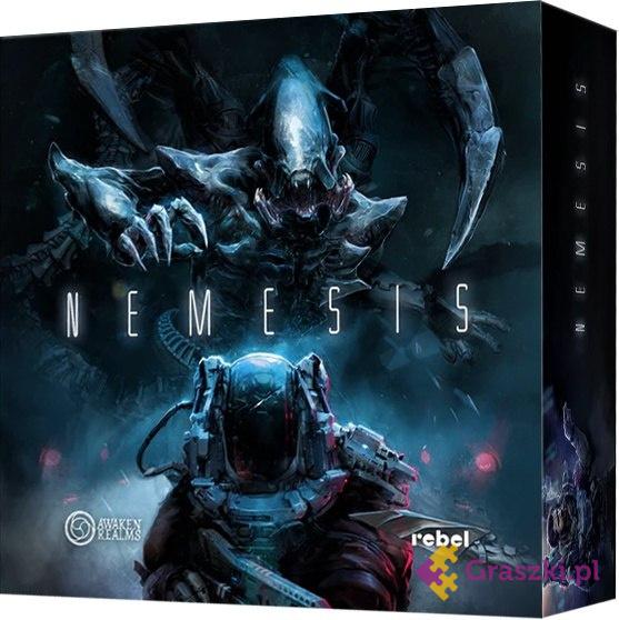 Nemesis - Edycja Polska + Errata (Darmowa dostawa) | Rebel